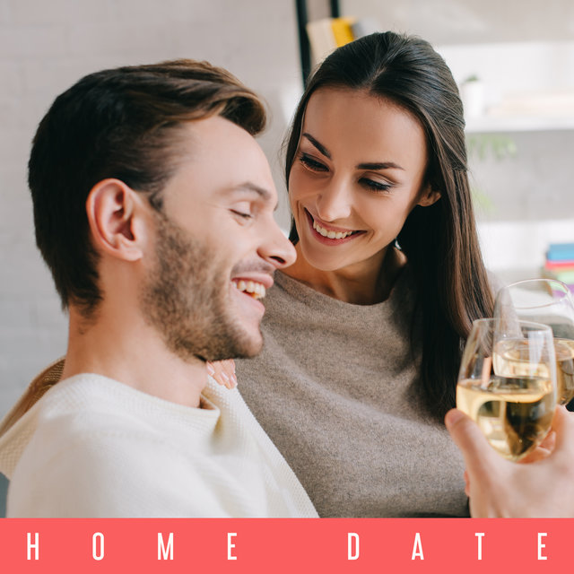 Home Date: Jazz Compilation for Lovers for a Successful Date or Dinner for Two, Introducing a Romantic Atmosphere