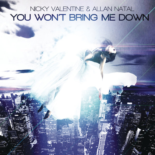 You Won´t Bring Me Down (Remixes)