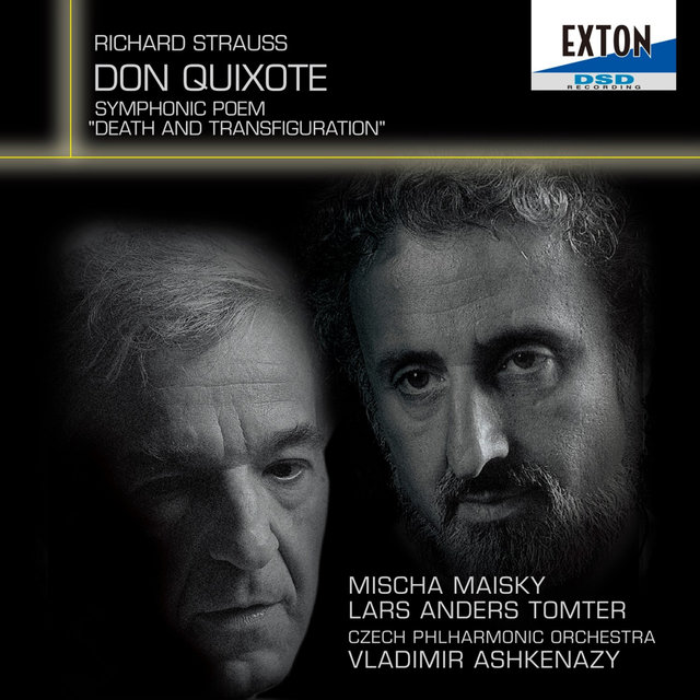 RICHARD STRAUSS: Symphonic Poem ''Don Quixote'' & Symphonic Poem ''Death and Transfiguration''