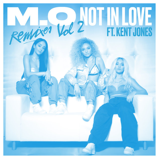 Not In Love (Remixes Vol. 2)