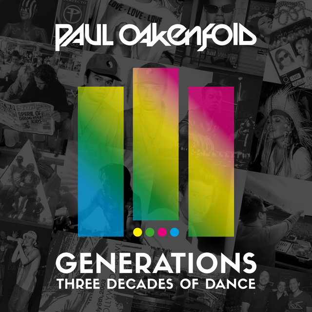 Generations - Three Decades of Dance