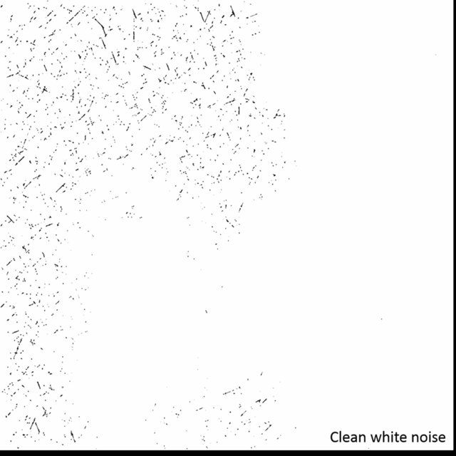 White Noise and other Background Soundscapes