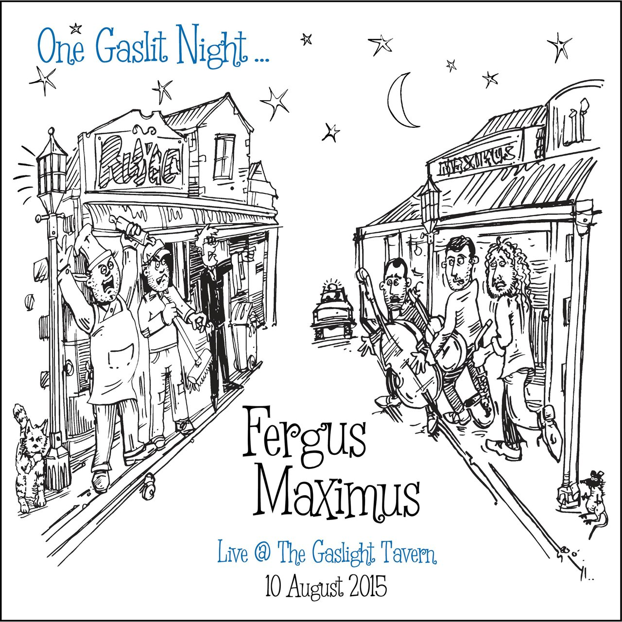 One Gaslit Night (Live at the Gaslight Tavern)