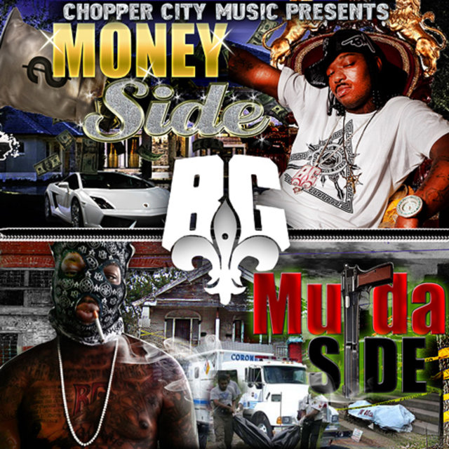 Chopper City Music Presents: Money Side Murda Side