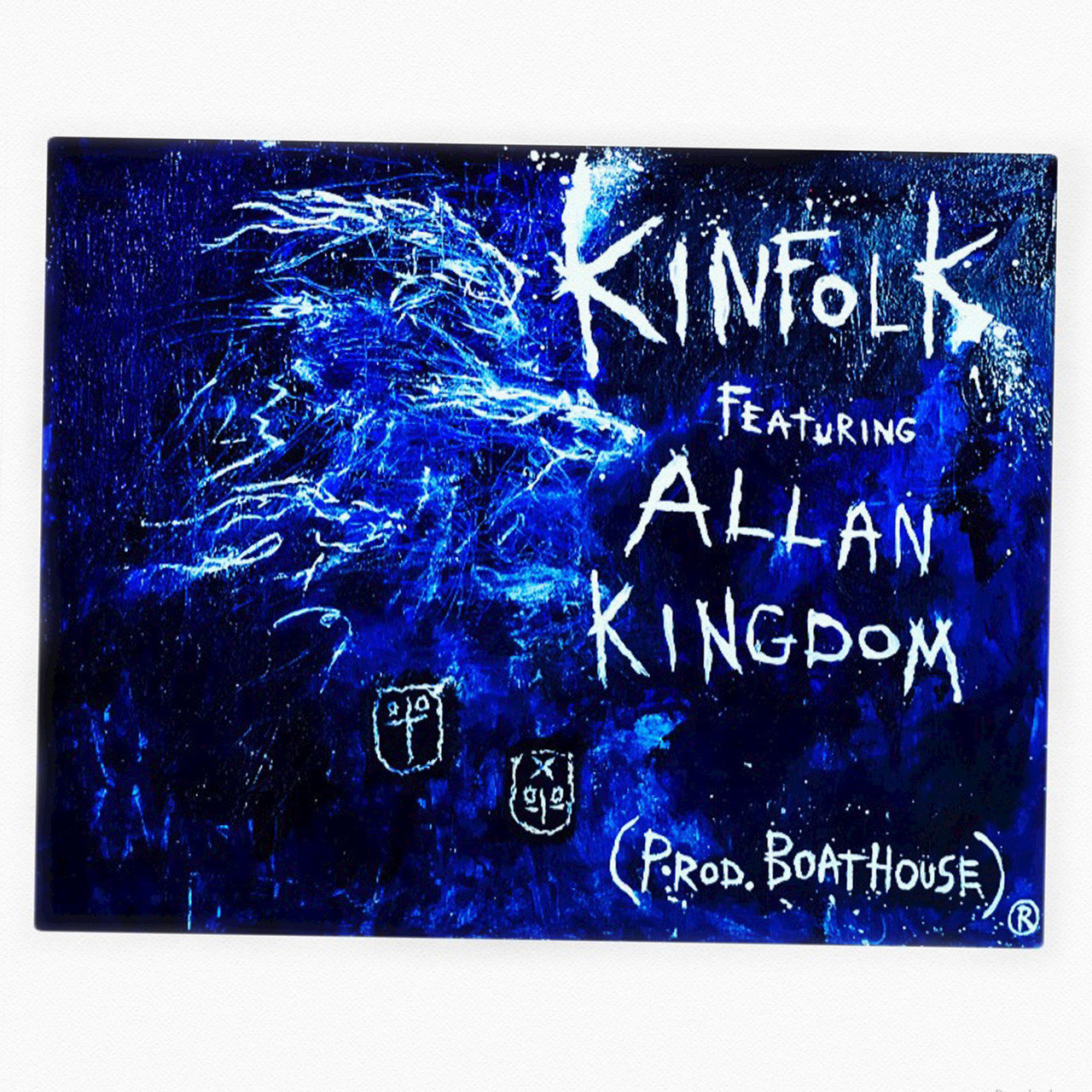 Kinfolk (feat. Allan Kingdom) [Prod. by Boathouse]