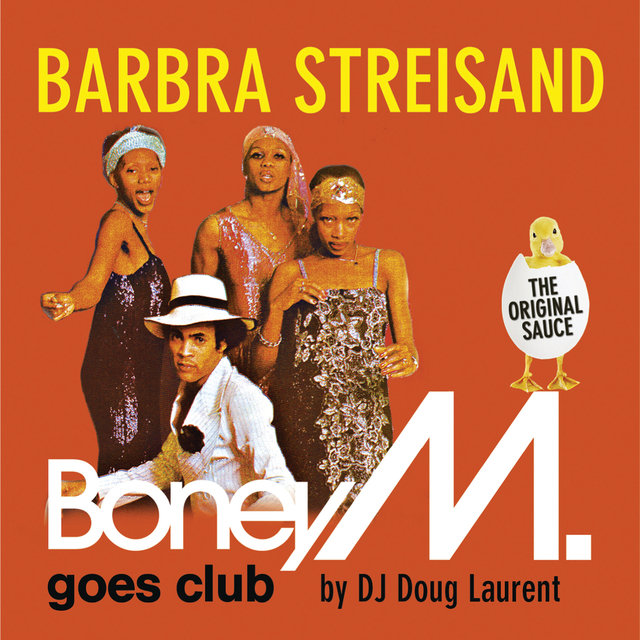 Barbra Streisand - Boney M. goes Club