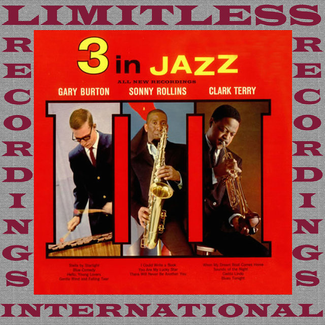 3 In Jazz (Remastered Version)
