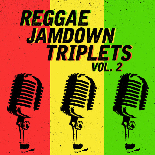 Reggae Jamdown Triplets - Buju Banton, Elephant Ma and Jigsy King