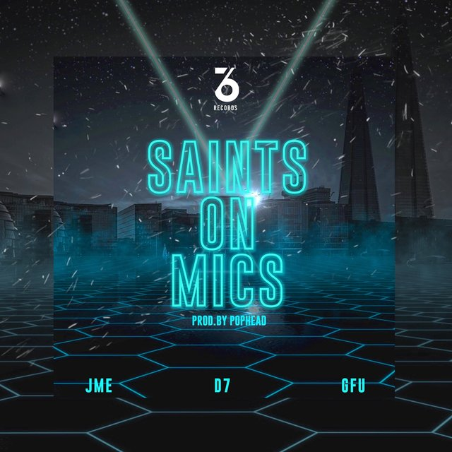 Saints on Mics