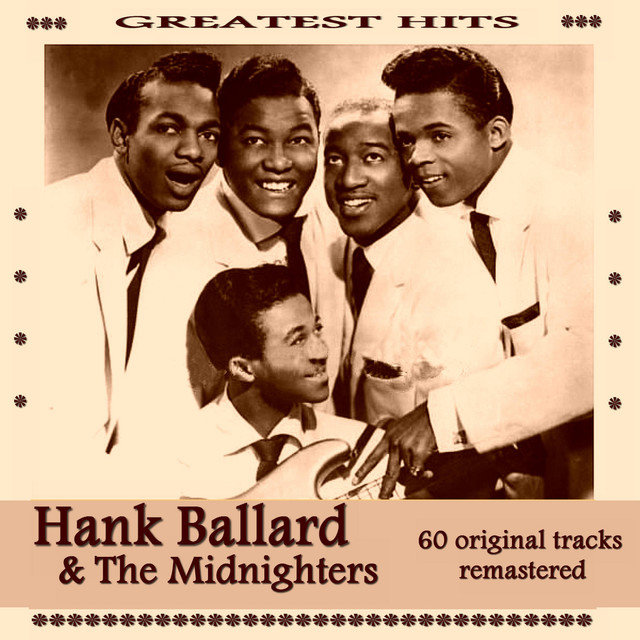Hank ballard sexy ways