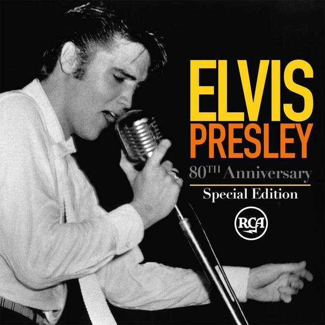 Elvis Presley - 80th Anniversary Special Edition