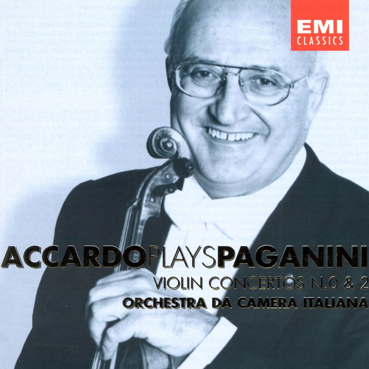 Accardo Plays Paganini - Vol. 1