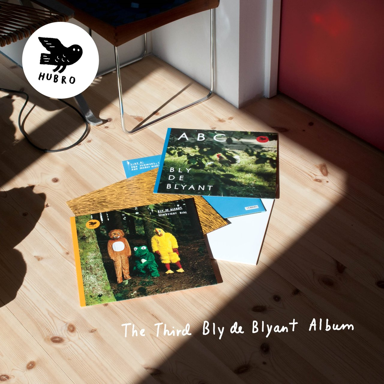 The Third Bly de Blyant Album (feat. Ches Smith)