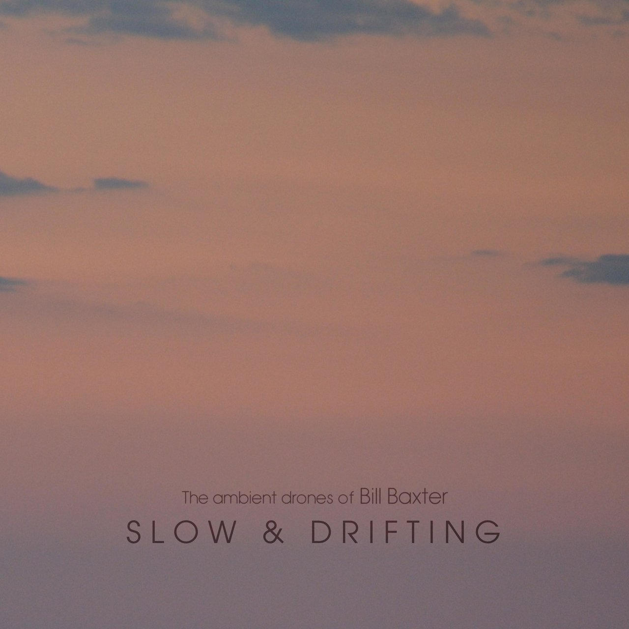 Slow and Drifting