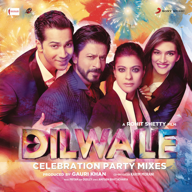 Dilwale - Celebration Party Mixes
