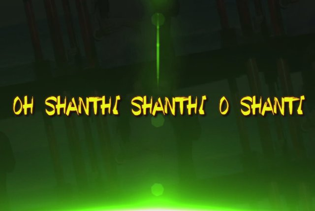 Oh! Shanthi Shanthi (Lyric Video)