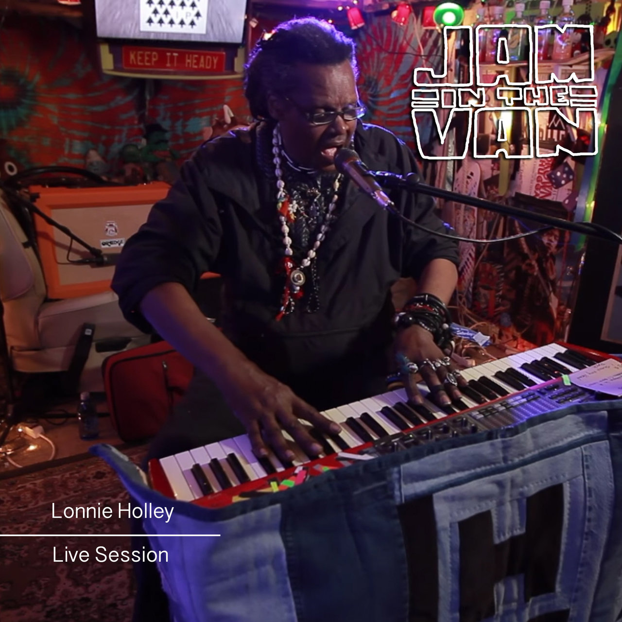 Jam in the Van - Lonnie Holley (Live Session)