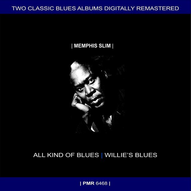 Two Originals: All Kind Of Blues & Willie's Blues