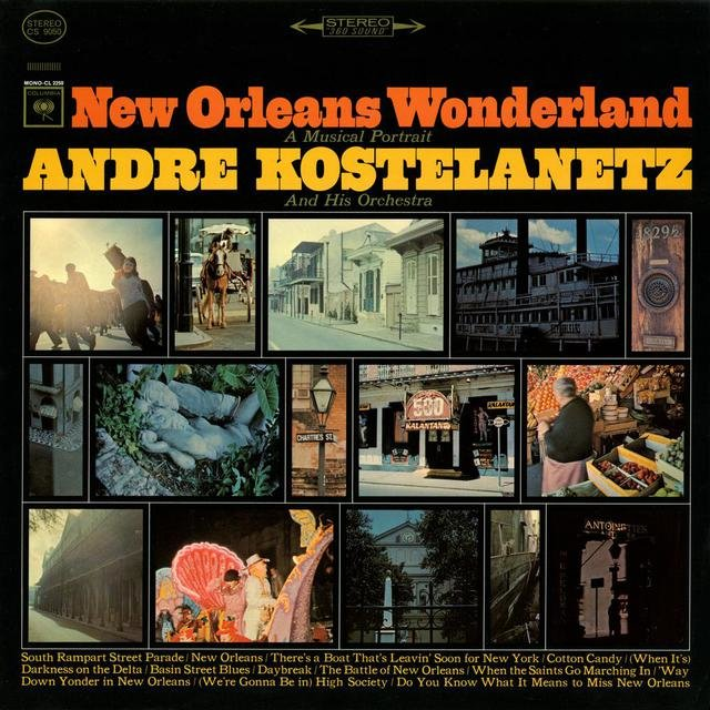 Puccini Without Words by Andre Kostelanetz & His Orchestra