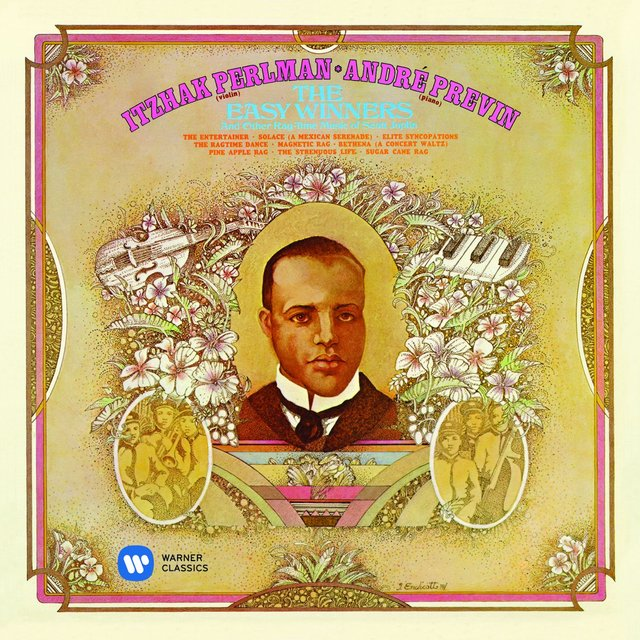 The Easy Winners & Other Rag-Time Music of Scott Joplin