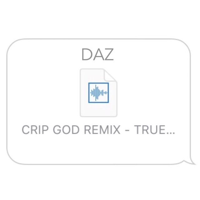 True to the Game (Crip God Remix)