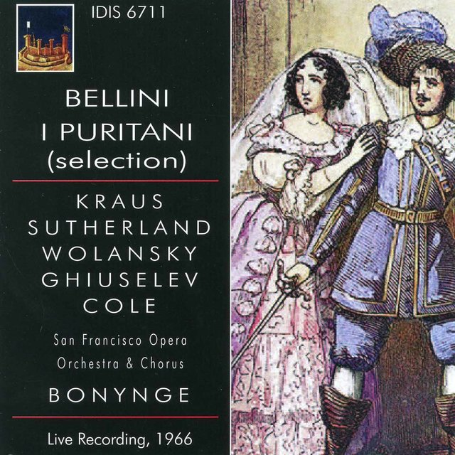 Bellini: I puritani (Selections)