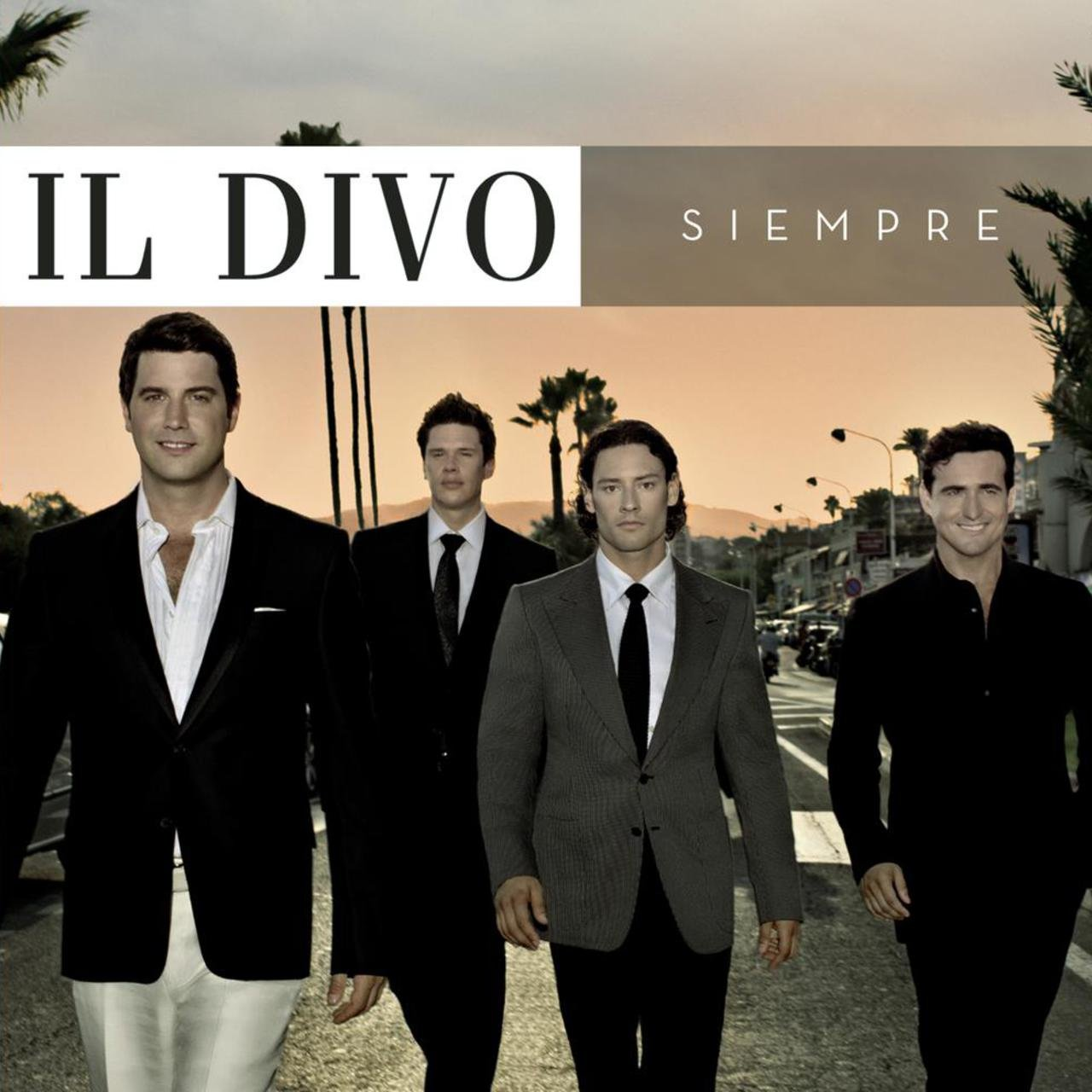 Tidal listen to musica by il divo on tidal - Streaming il divo ...