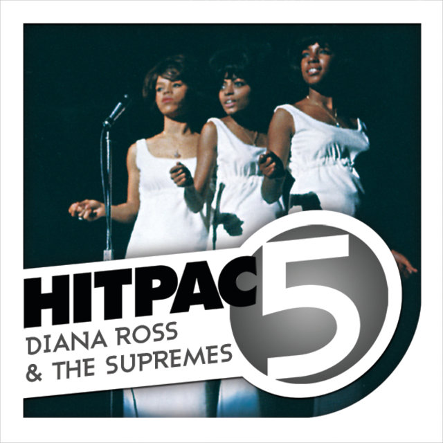 Diana Ross & The Supremes Hit Pac - 5 Series