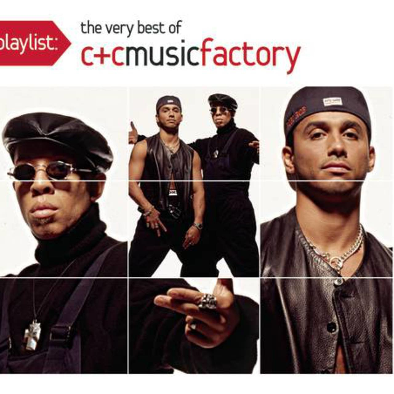 Playlist: The Very Best Of C & C Music Factory