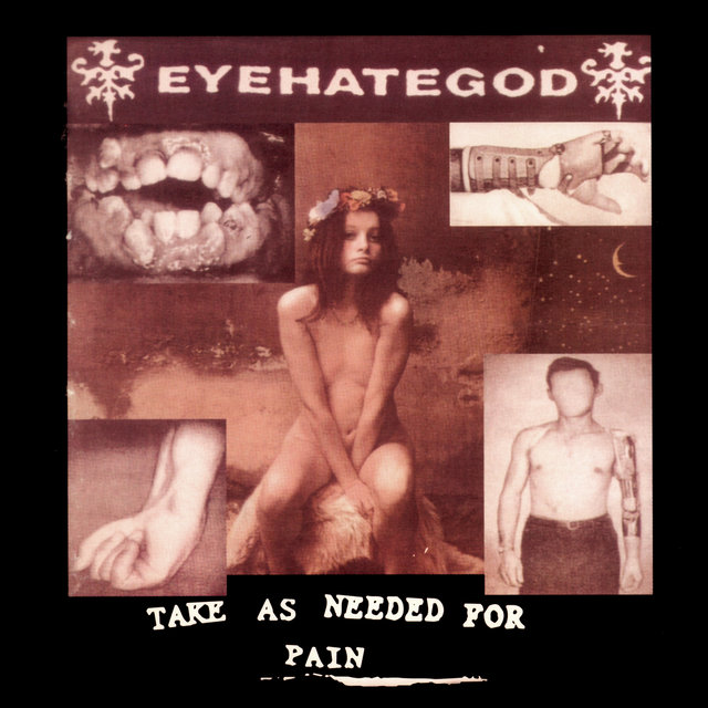Take As Needed for Pain (remastered Re-issue + Bonus)