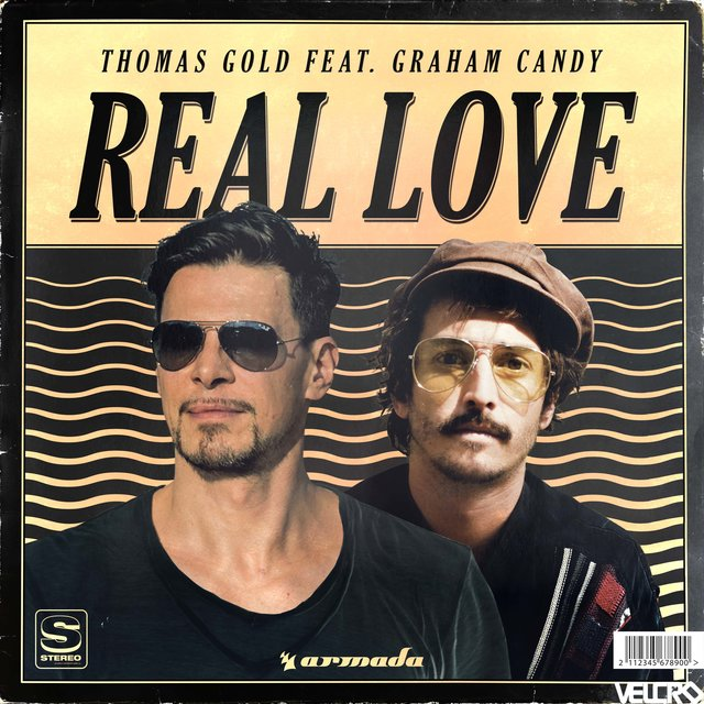 Real Love (feat. Graham Candy)