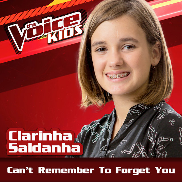 Can't Remember To Forget You (Ao Vivo / The Voice Brasil Kids 2017)