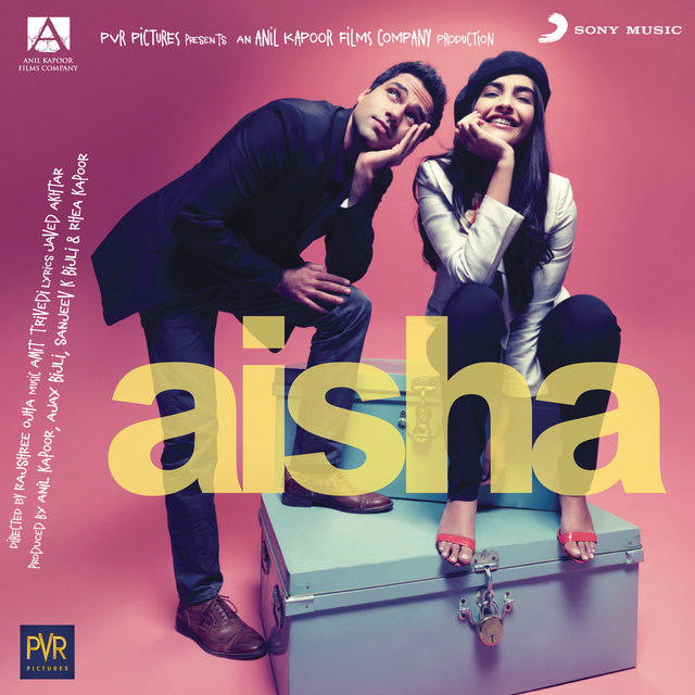 Aisha (Original Motion Picture Soundtrack)