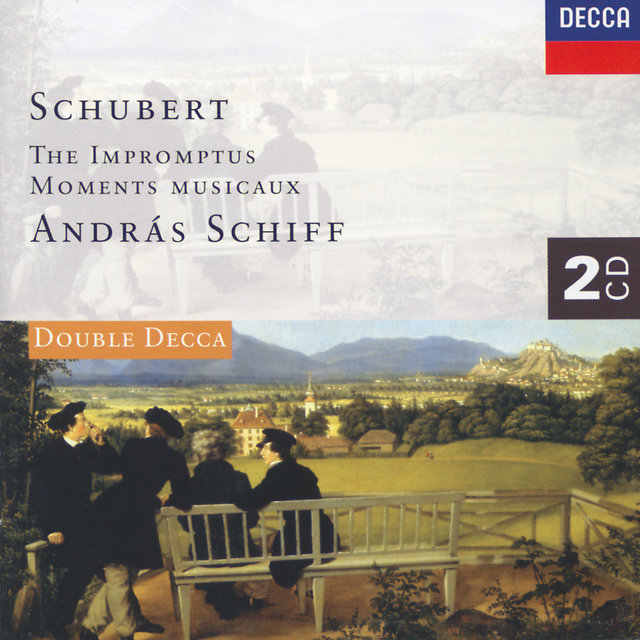 Schubert: Impromptus; Moments Musicaux