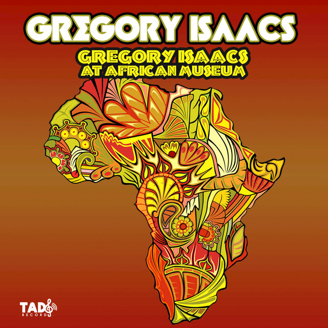 Gregory Isaacs at African Museum