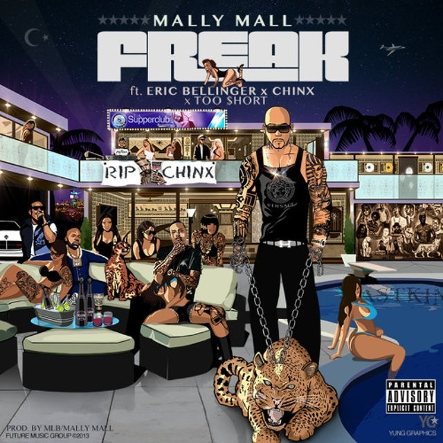 Freak (feat. Eric Bellinger, Chinx & Too $hort) - Single