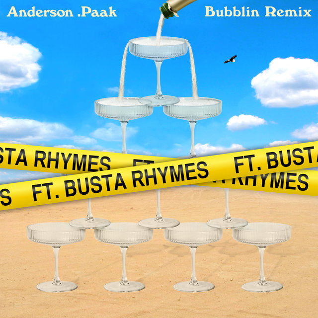 Bubblin (feat. Busta Rhymes) [Remix]
