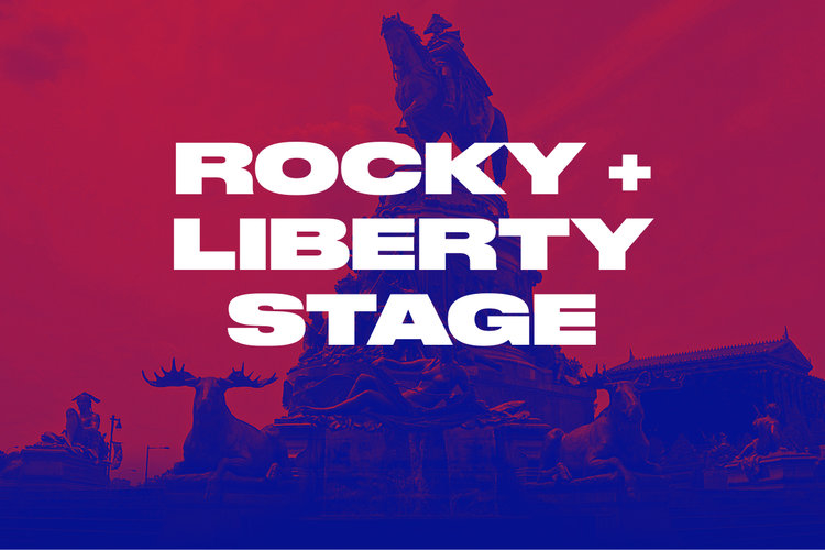 Made In America 2018: Rocky & Liberty Stage