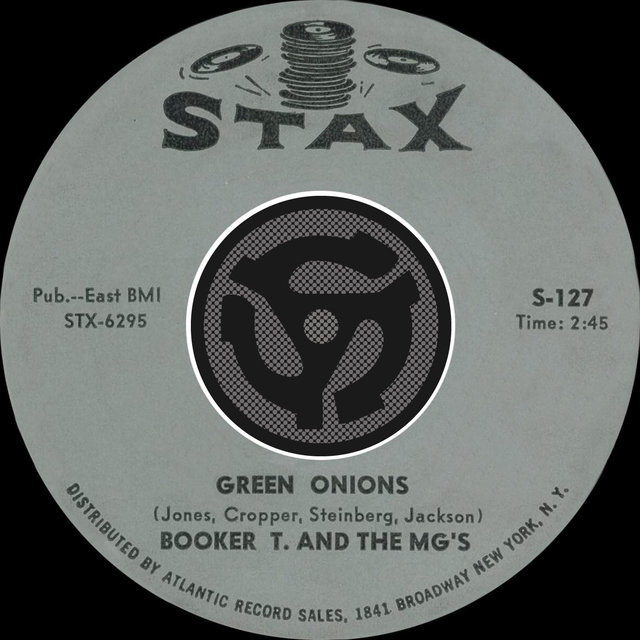 Green Onions / Behave Yourself [Digital 45]