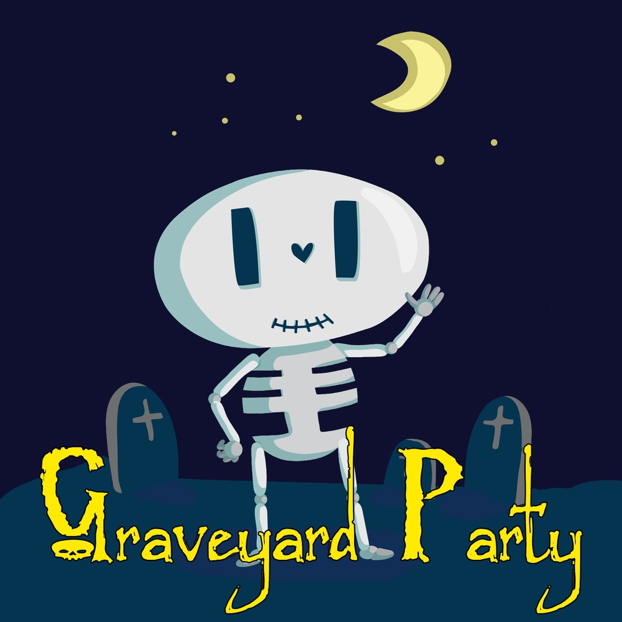 Graveyard Party by Halloween Sound Effects on TIDAL