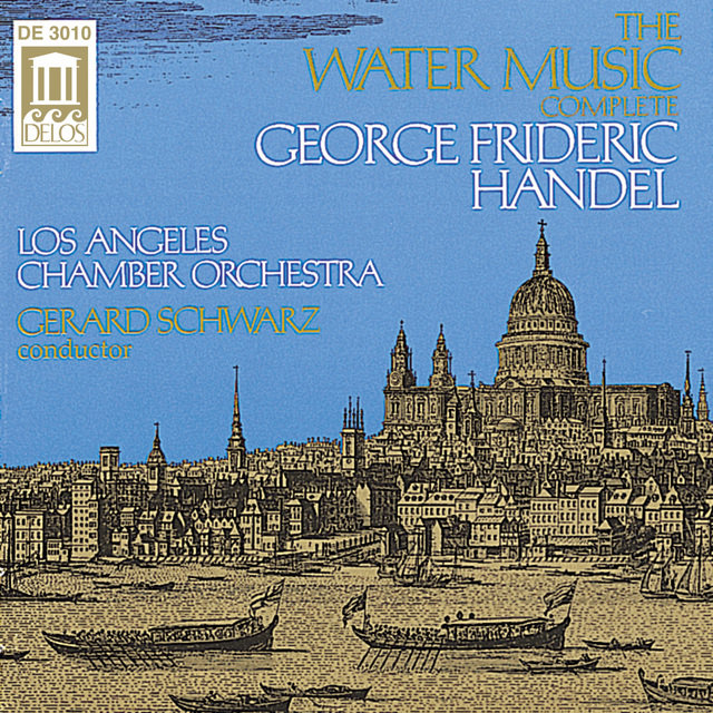 TIDAL: Listen to Handel, G.: Water Music (Complete) on TIDAL