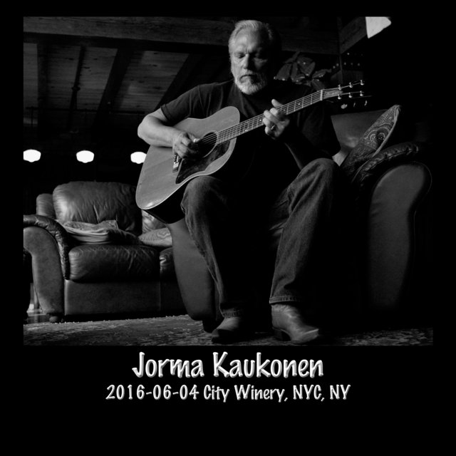2016-06-04 City Winery, New York, NY (Live)