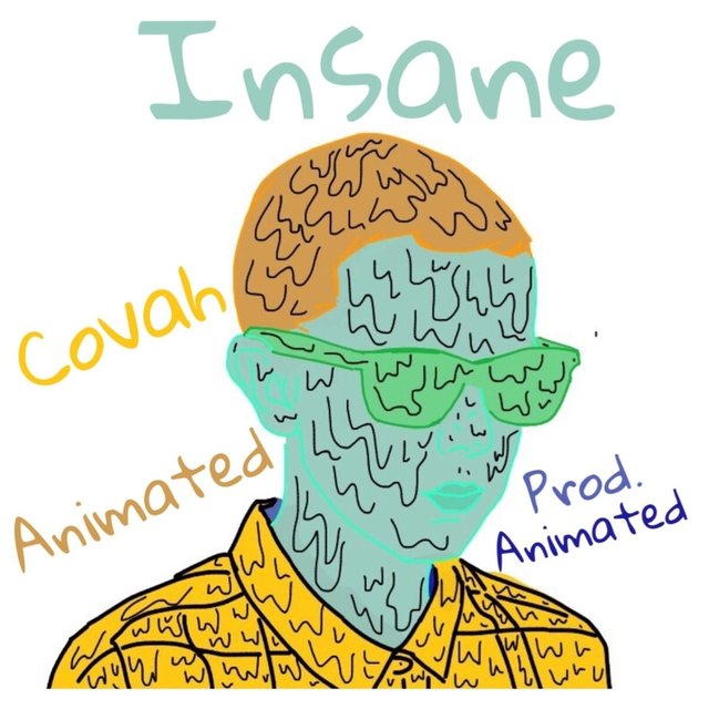 Insane (feat. Animated)