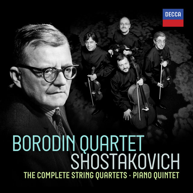 Shostakovich: Piano Quintet in G Minor, Op. 57: 3. Scherzo (Allegretto)