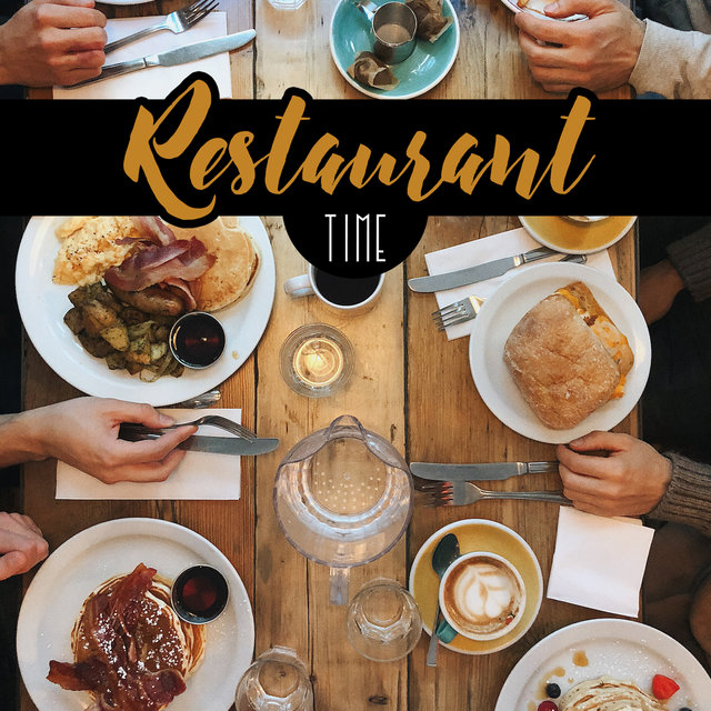 Restaurant Time: Dinner Songs for Relaxation, Classic Instrumental Jazz, Ambient Jazz for Coffee, Rest & Relax, 15 Jazz Coffee Lounge