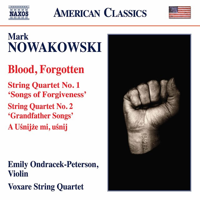 Mark Nowakowski: Blood, Forgotten