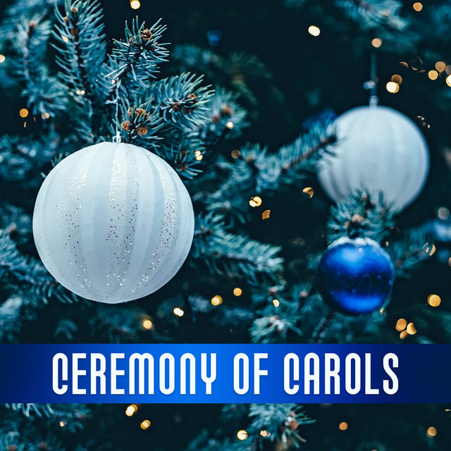 ceremony of carols the most beautiful christmas carols traditional songs white christmas - White Christmas Snow Song