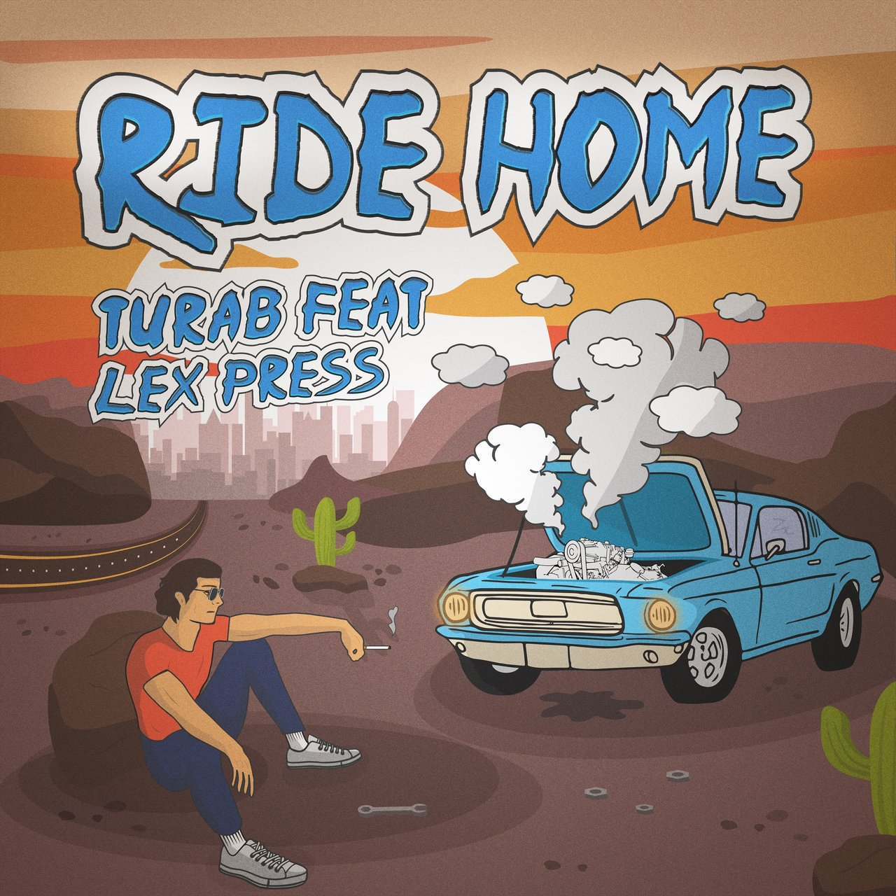Ride Home (feat. Lex Press)