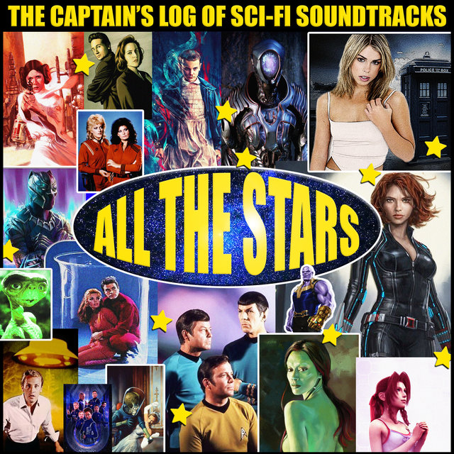 All The Stars - The Captain's Log Of Sci-Fi Soundtracks
