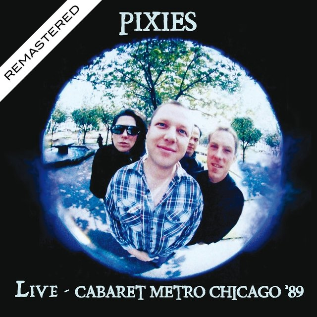 Live At The Cabaret Metro, Chicago '89